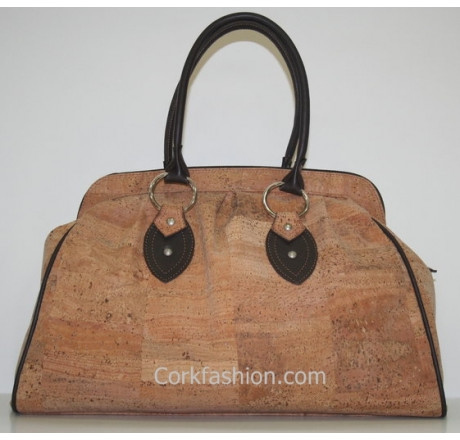 Handbag (model CC-1158) from the manufacturer 3Dcork in category Corkfashion